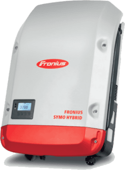 Natural Solar use quality inverters such as Fronius and SolarEdge