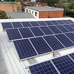 botaby commercial installation Natural Solar