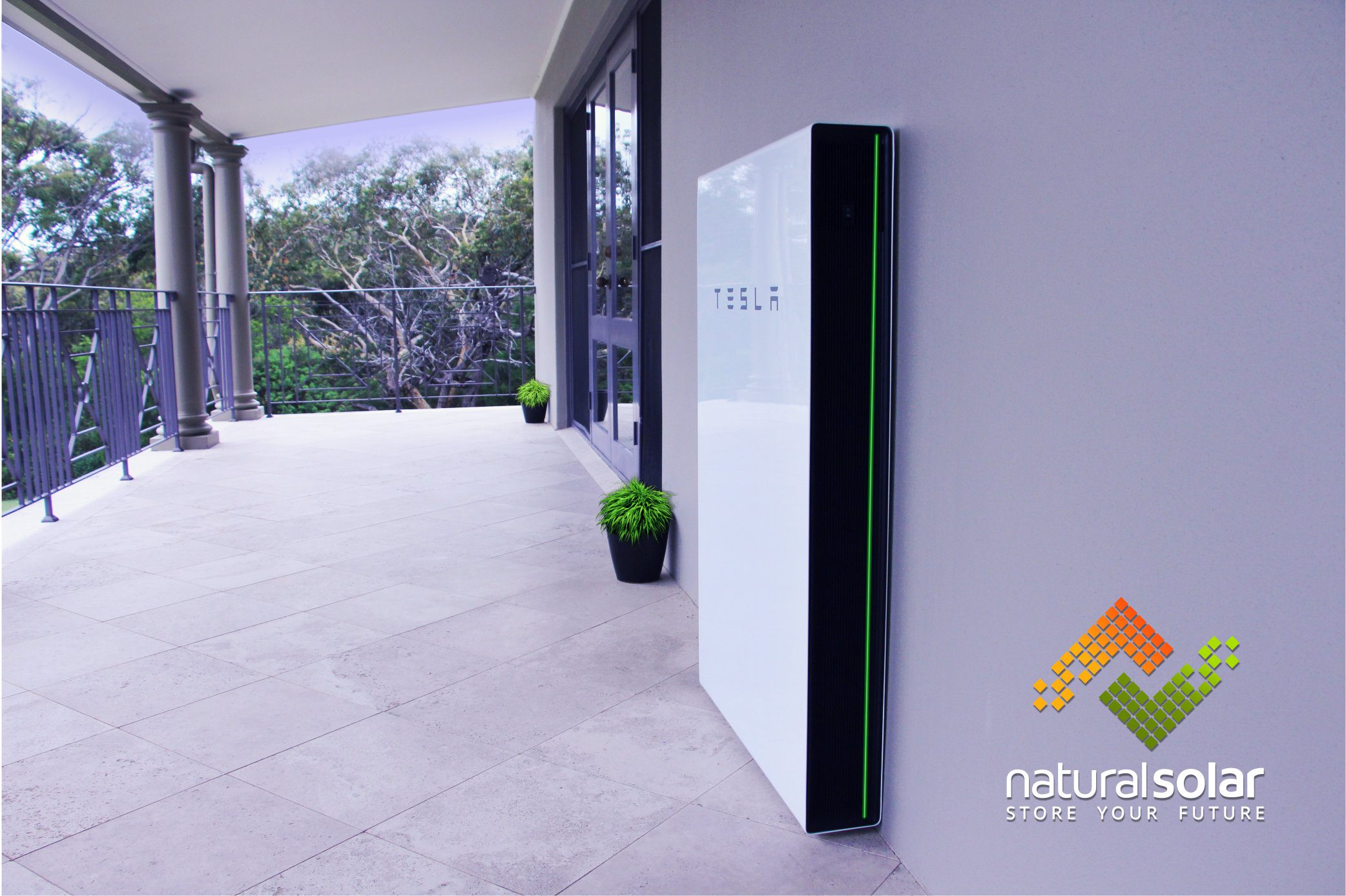 Queensland - Combine solar and Powerwall to power your home or small business